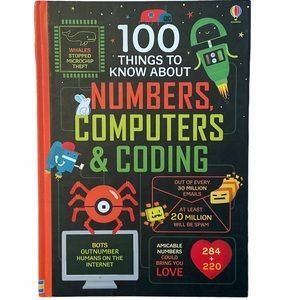 NEW Usborne 100 Things to Know About Book